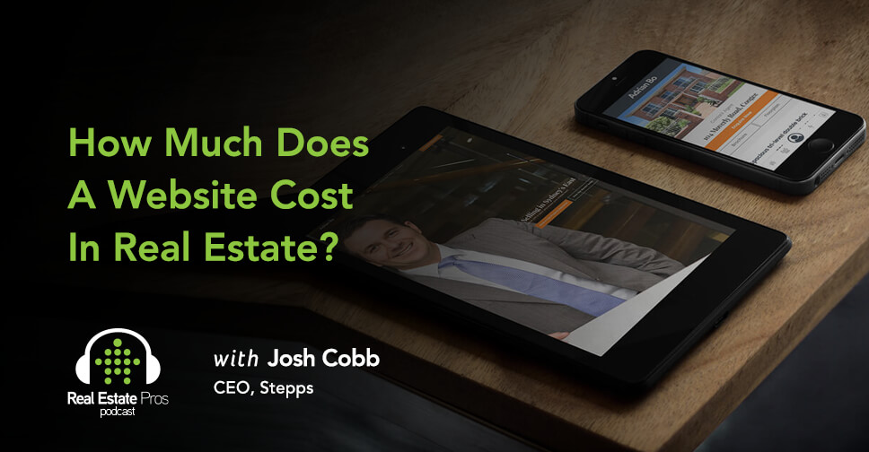 How Much Does A Website Cost In Real Estate?