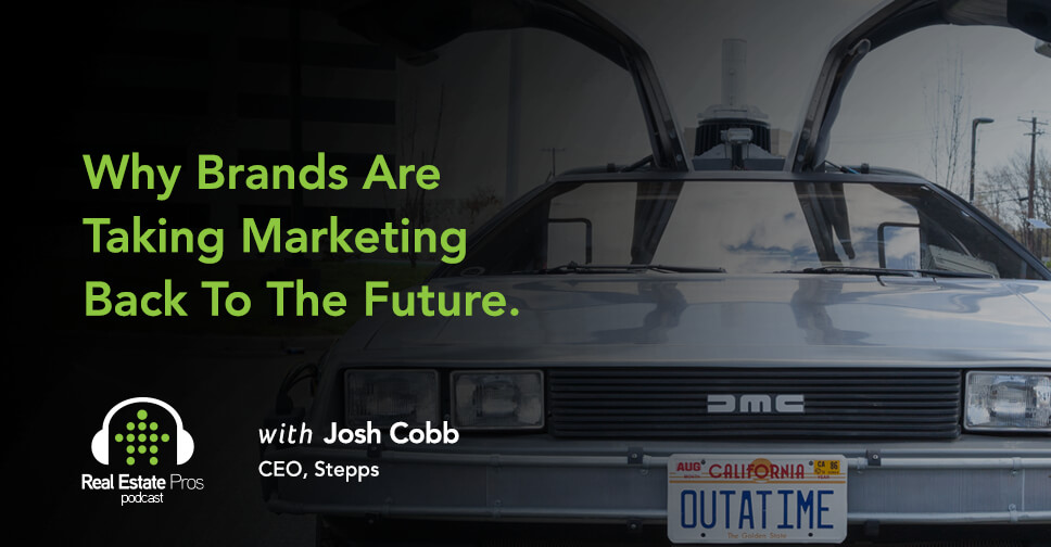 Why Brands Are Taking Marketing Back To The Future.