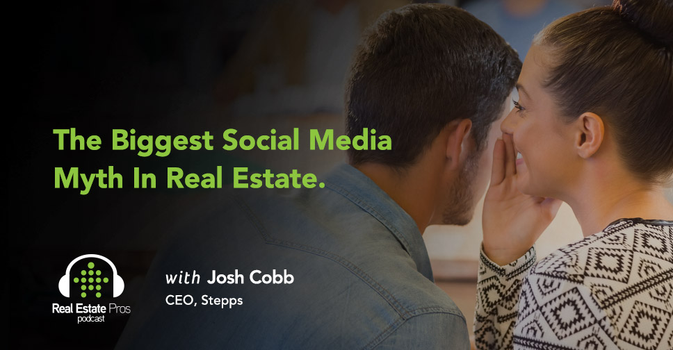 social media real estate