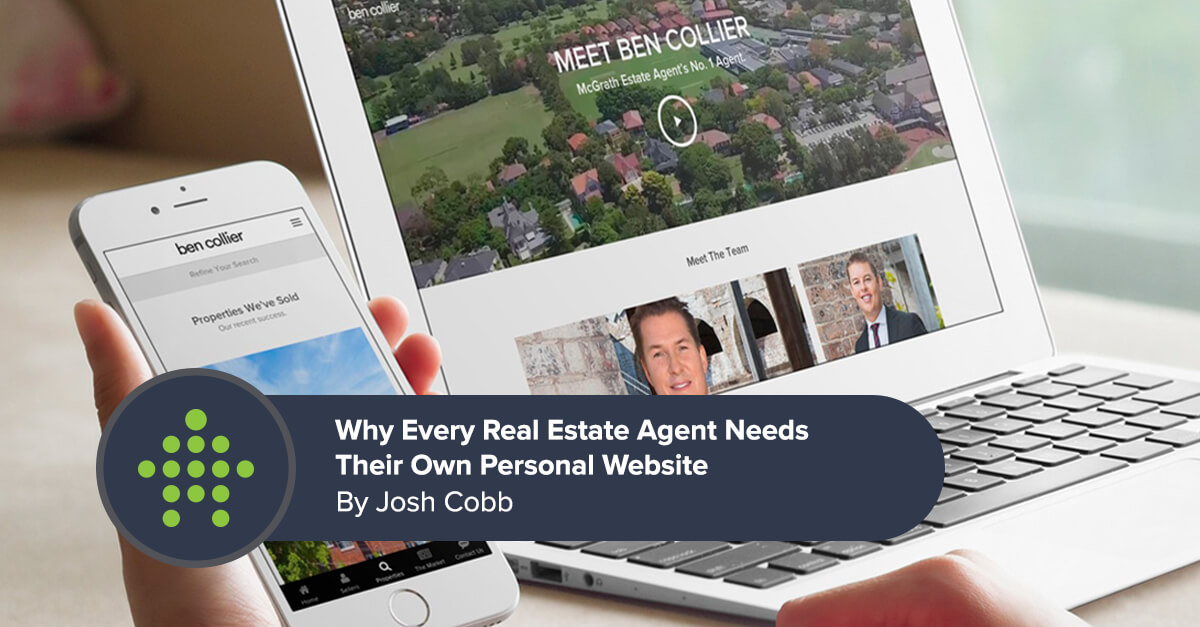 Personal Agent Websites