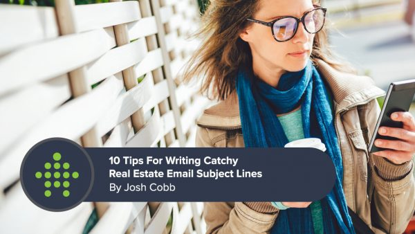 real estate email subject lines